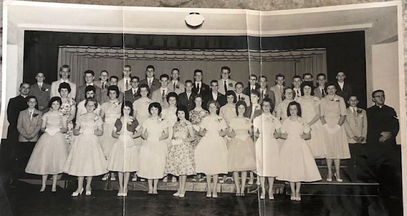 St. Pascals Class of 1959