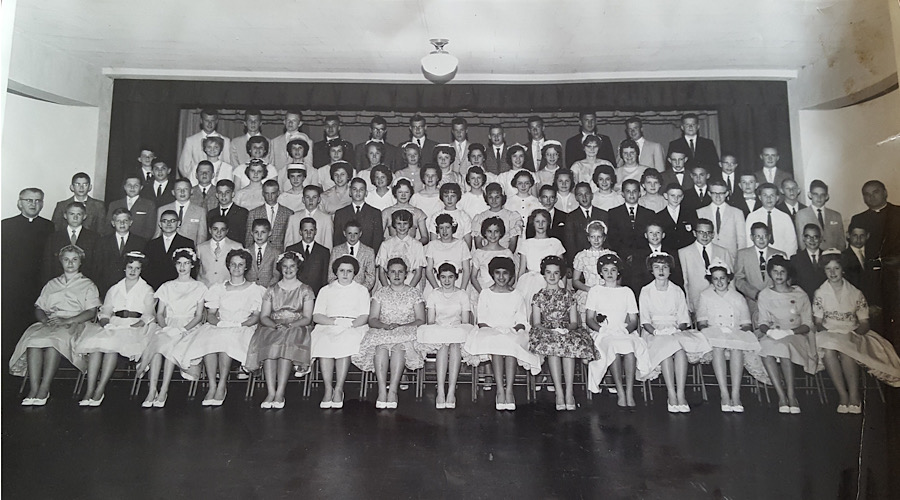 St. Pascals Class of 1961